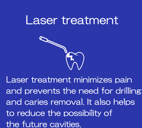 Laser treatment